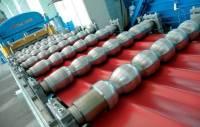выбор линии по производству металлочерепицы