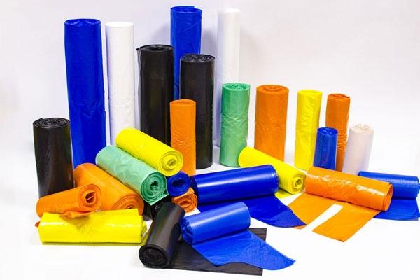 Производство мусорных пакетов