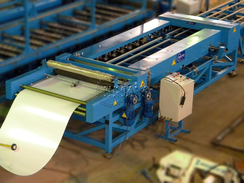 Оборудование для производства панелей