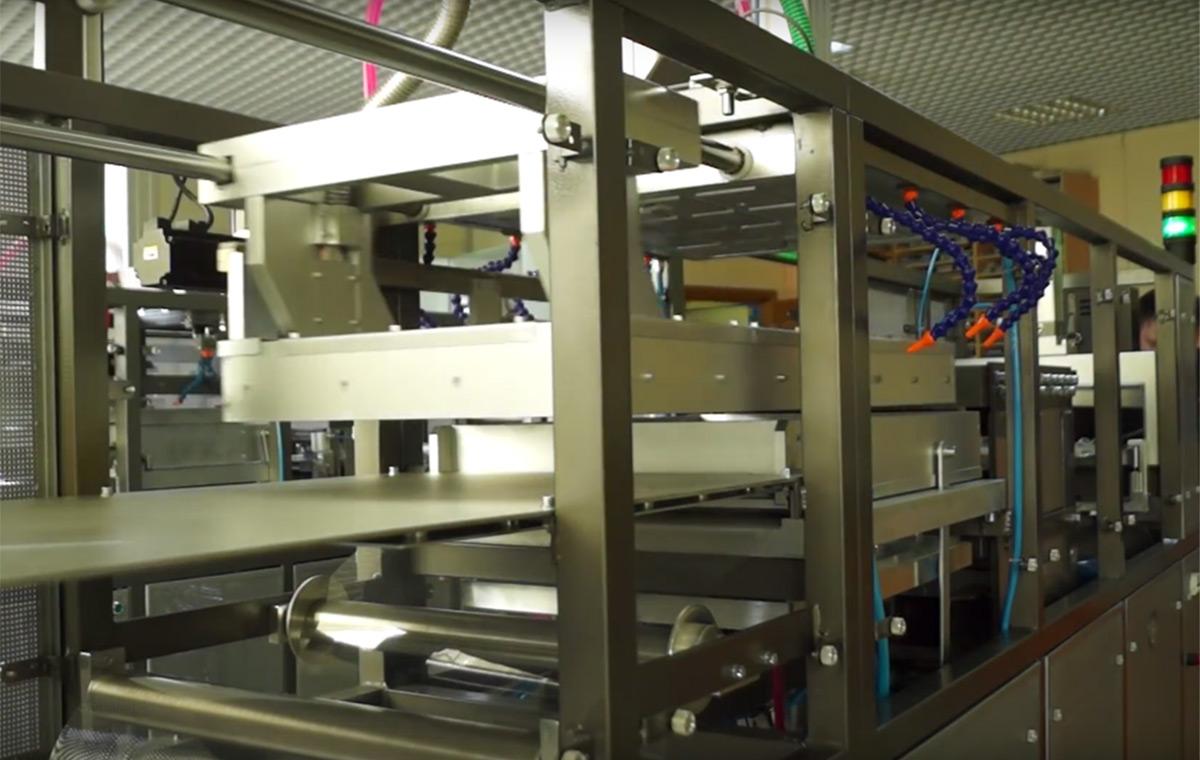 Оборудование для производства упаковки