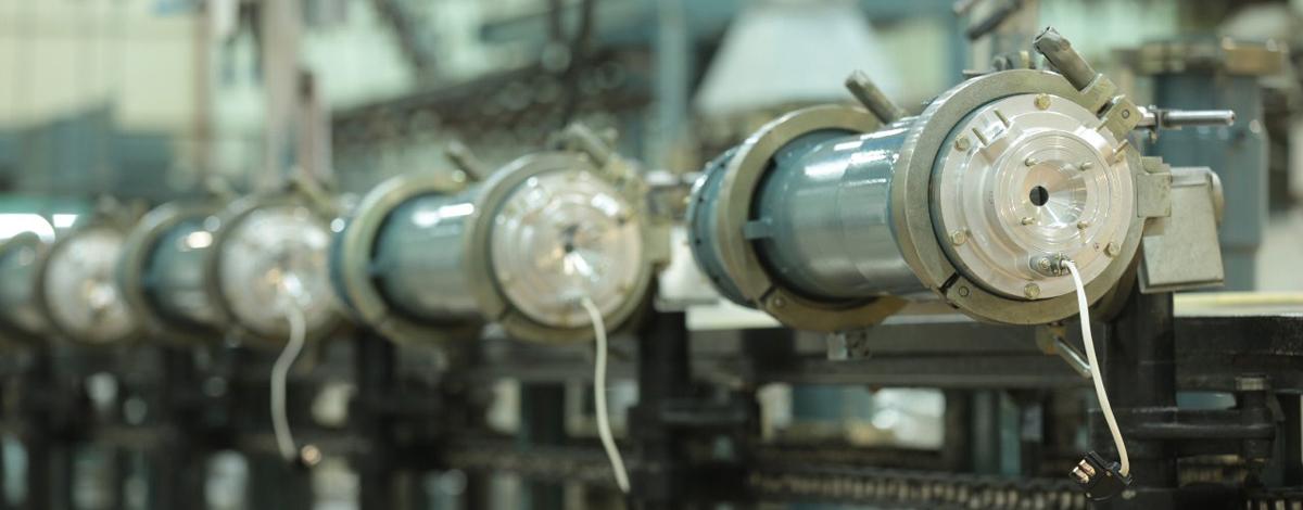 Производство газового оборудования