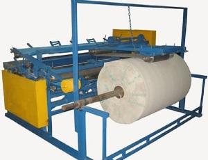 станок для изготовления туалетной бумаги