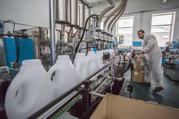 Производство бытовой химии