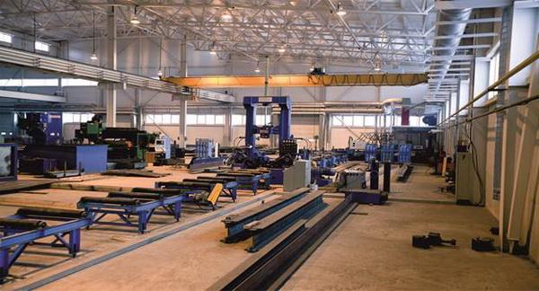 Оборудование для металлоконструкций