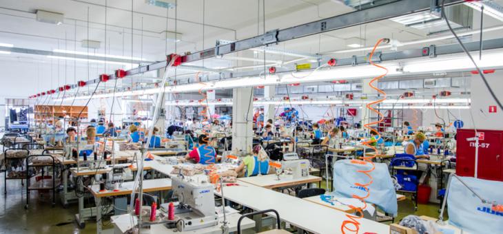 Производство детской одежды